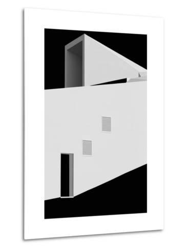 Door and Windows-Olavo Azevedo-Metal Print