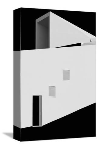 Door and Windows-Olavo Azevedo-Stretched Canvas Print