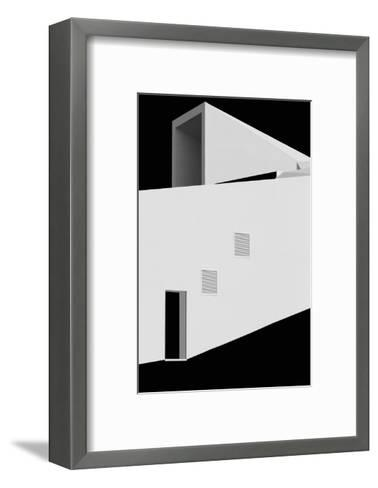 Door and Windows-Olavo Azevedo-Framed Art Print