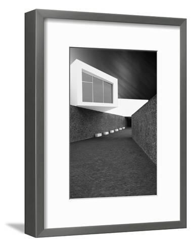 Empty Seats-Olavo Azevedo-Framed Art Print