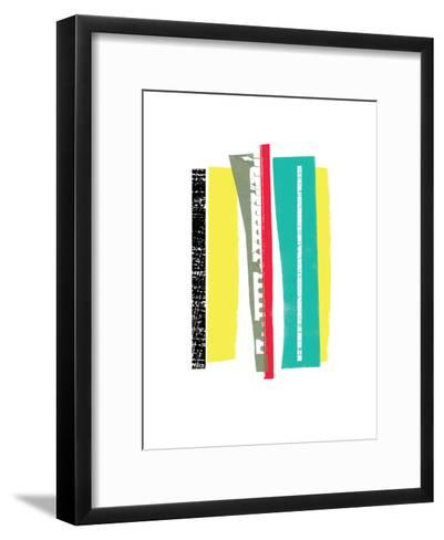Twigs II-Catherine Aguilar-Framed Art Print