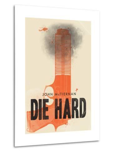 Die Hard-Chris Wharton-Metal Print