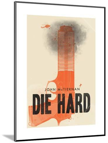 Die Hard-Chris Wharton-Mounted Art Print