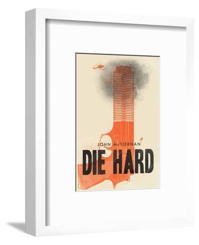 Die Hard-Chris Wharton-Framed Art Print