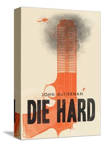 Die Hard-Chris Wharton-Stretched Canvas Print