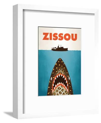 Zissou-Chris Wharton-Framed Art Print