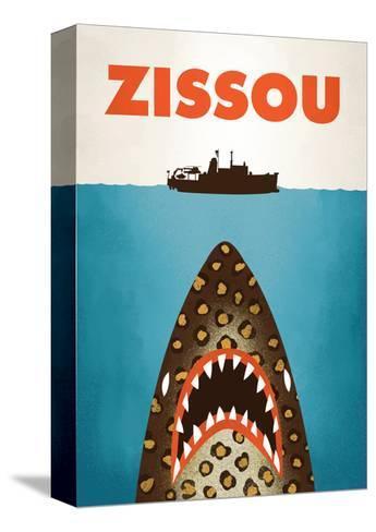 Zissou-Chris Wharton-Stretched Canvas Print