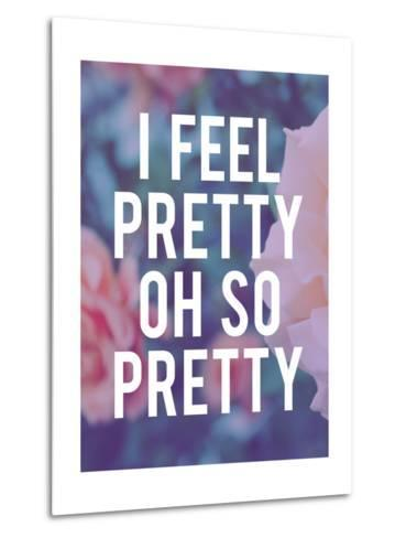 So Pretty-Leah Flores-Metal Print
