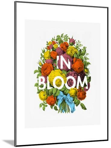 In Bloom-Chris Wharton-Mounted Art Print