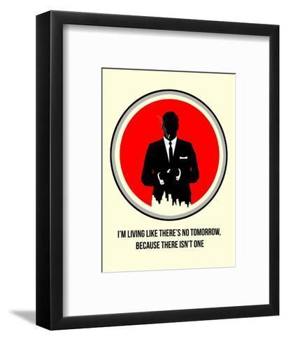 Draper Poster 2-Anna Malkin-Framed Art Print