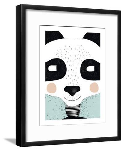 Big Panda-Seventy Tree-Framed Art Print