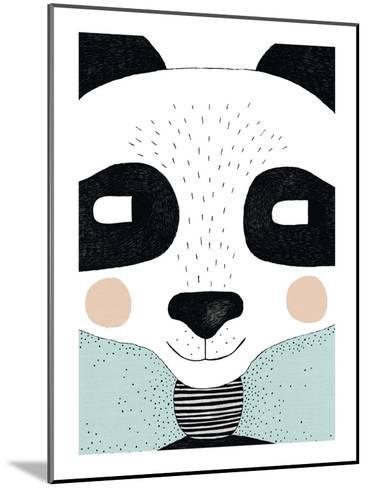 Big Panda-Seventy Tree-Mounted Art Print