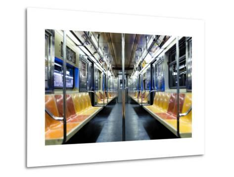 The Night Train-Photography by Steve Kelley aka mudpig-Metal Print