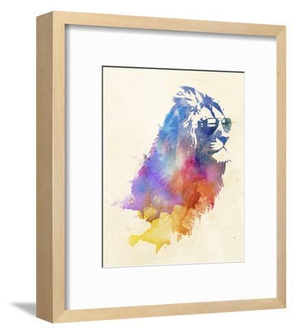 Sunny Leo-Robert Farkas-Framed Art Print