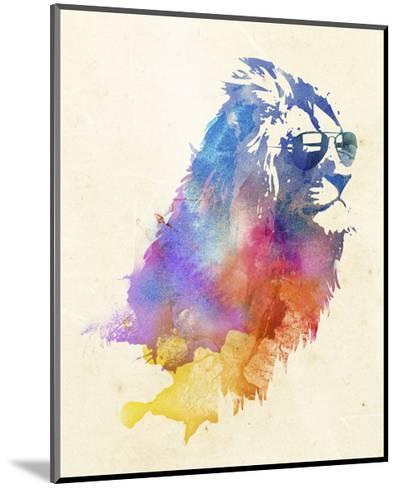 Sunny Leo-Robert Farkas-Mounted Art Print