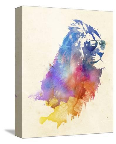 Sunny Leo-Robert Farkas-Stretched Canvas Print