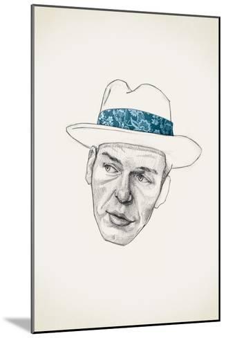 Sinatra-Jason Ratliff-Mounted Art Print