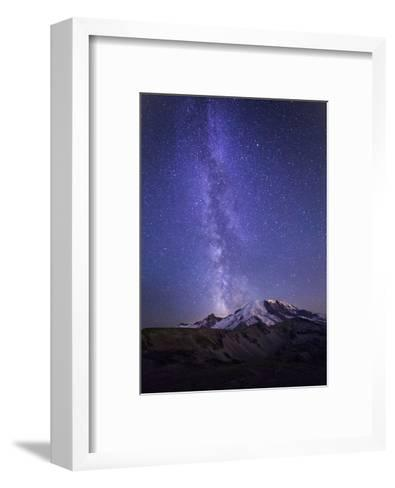 Washington, Mt. Rainier National Park-Gary Luhm-Framed Art Print