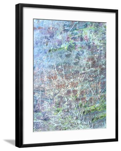 Spectrum in Blue-Doug Chinnery-Framed Art Print