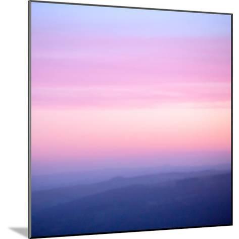 Pink Dusk III-Doug Chinnery-Mounted Photographic Print
