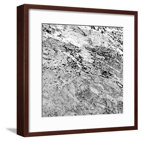 Liquid Metal II-Doug Chinnery-Framed Art Print