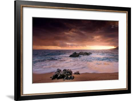 Late and Never-Philippe Sainte-Laudy-Framed Art Print