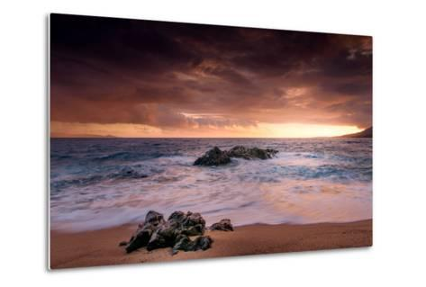 Late and Never-Philippe Sainte-Laudy-Metal Print