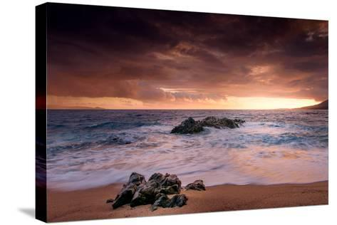 Late and Never-Philippe Sainte-Laudy-Stretched Canvas Print