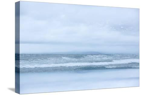 Arctic Waves-Doug Chinnery-Stretched Canvas Print