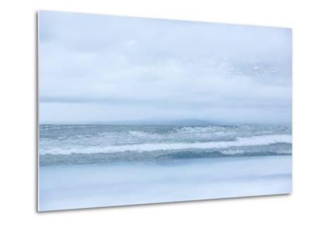 Arctic Waves-Doug Chinnery-Metal Print