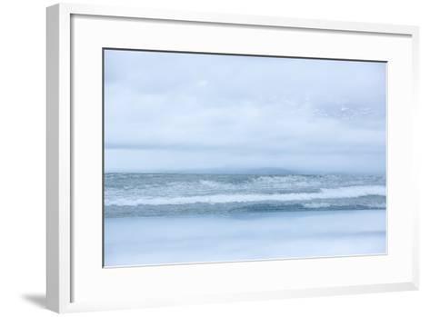 Arctic Waves-Doug Chinnery-Framed Art Print