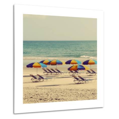 Beach Trip I-Gail Peck-Metal Print