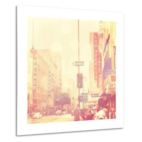 Sunday Afternoon in Los Angeles-Myan Soffia-Metal Print
