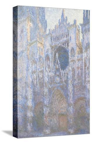 Rouen Cathedral, West Facade, 1894-Claude Monet-Stretched Canvas Print