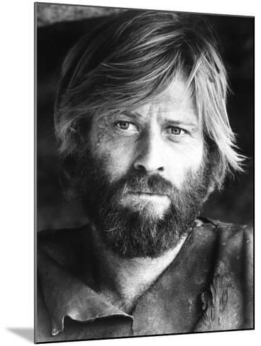 Jeremiah Johnson, Robert Redford, 1972--Mounted Photo