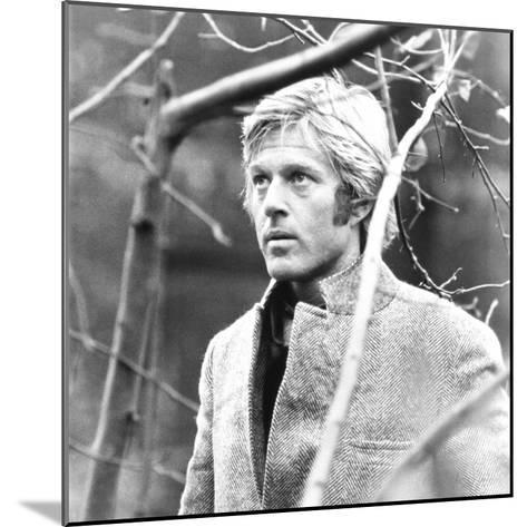 Three Days of the Condor, Robert Redford, 1975--Mounted Photo