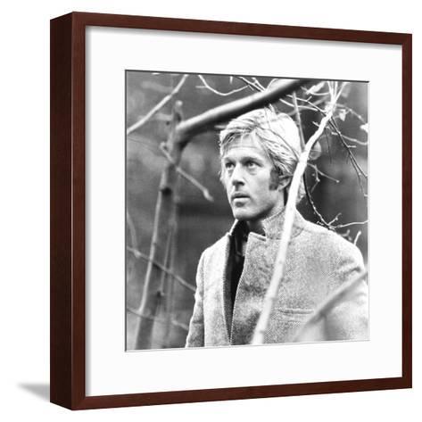 Three Days of the Condor, Robert Redford, 1975--Framed Art Print