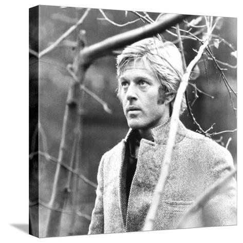 Three Days of the Condor, Robert Redford, 1975--Stretched Canvas Print