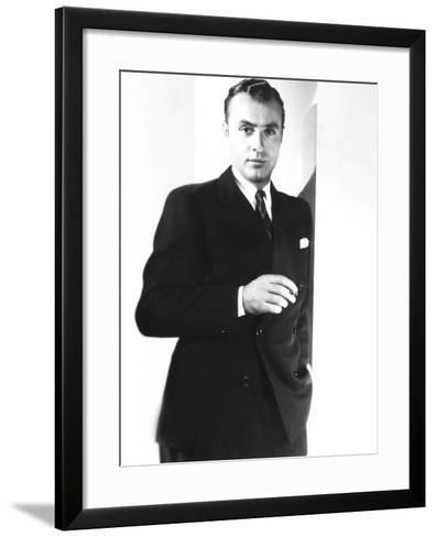 Love Affair, Charles Boyer, 1939--Framed Art Print