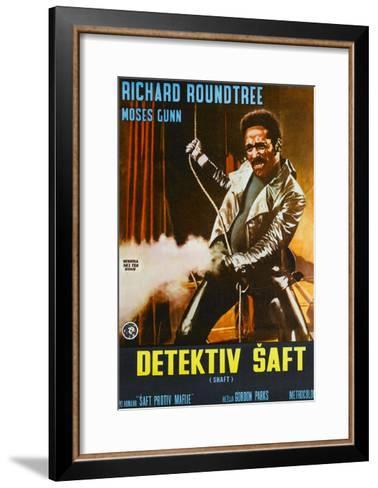 Shaft, 1971--Framed Art Print