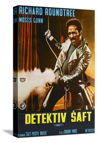 Shaft, 1971--Stretched Canvas Print