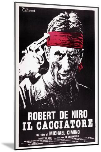 The Deer Hunter, (aka Il Cacciatore), Robert De Niro, 1978--Mounted Giclee Print