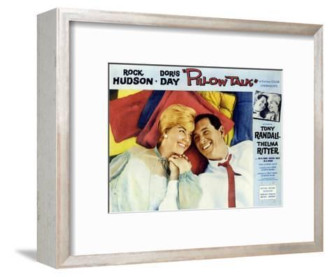 Pillow Talk, 1959--Framed Art Print