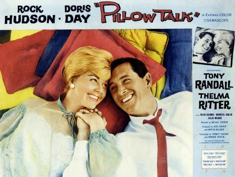 Pillow Talk, 1959--Stretched Canvas Print