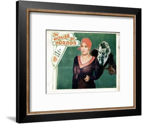 House of Horror, (aka the Haunted House), Thelma Todd, Emile Chautard, 1929--Framed Art Print