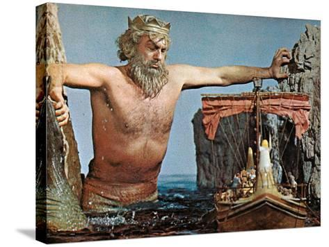 Jason and the Argonauts, (AKA Jason and the Golden Fleece), Triton, 1963--Stretched Canvas Print
