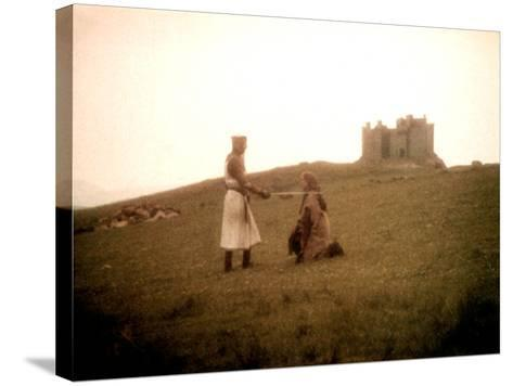 Monty Python and the Holy Grail, Graham Chapman, Michael Palin, 1975--Stretched Canvas Print