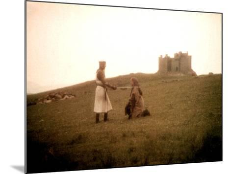Monty Python and the Holy Grail, Graham Chapman, Michael Palin, 1975--Mounted Photo