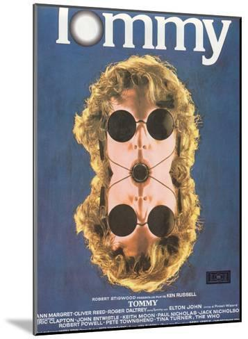 Tommy, Spanish Poster Art, 1975--Mounted Giclee Print