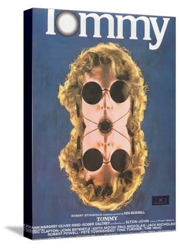 Tommy, Spanish Poster Art, 1975--Stretched Canvas Print